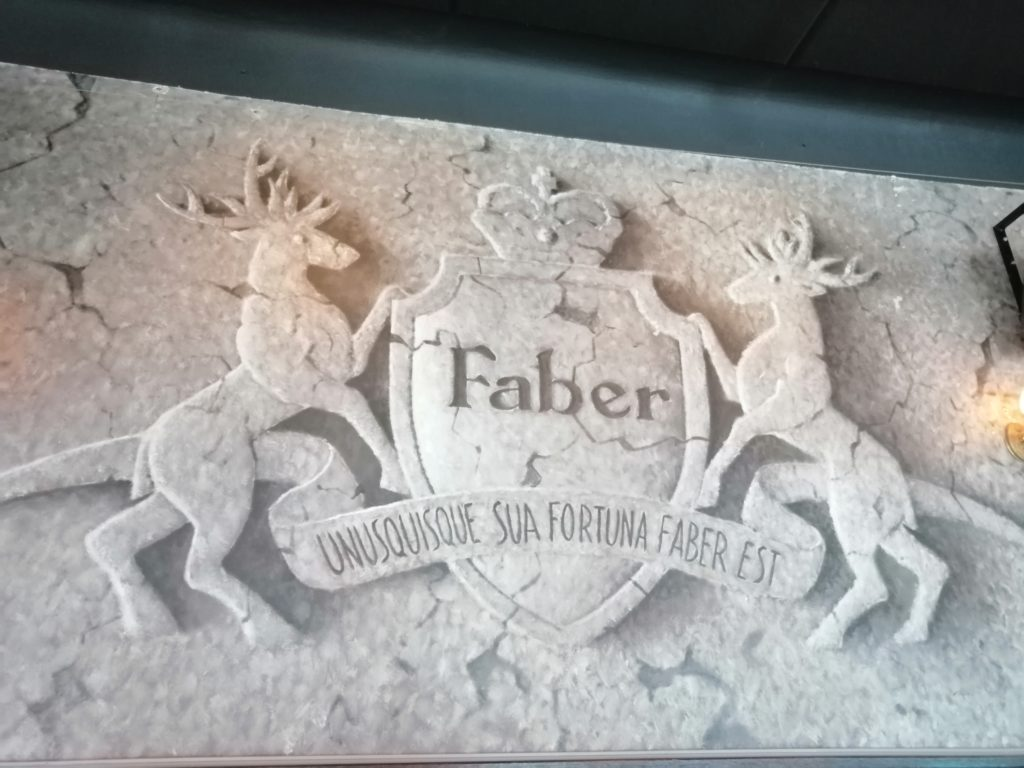 Muur Café Faber